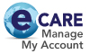 eCare Manage My Account
